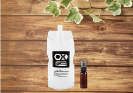 OXシャワー 携帯除菌スプレー